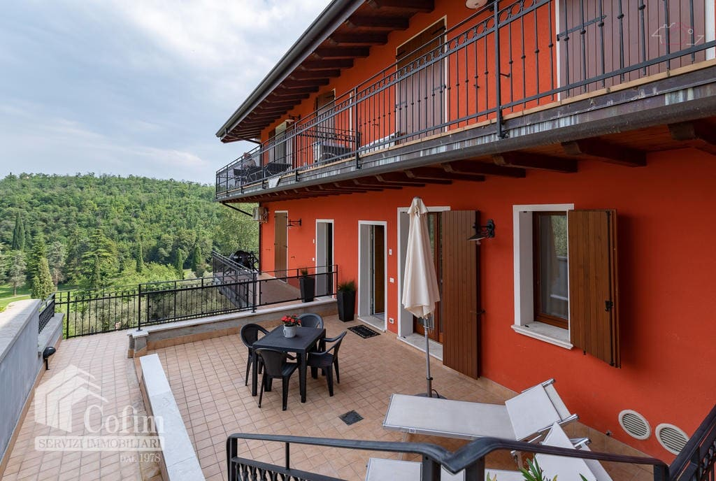 Appartamento in vendita a Toscolano - terraza