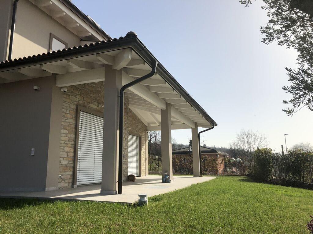 Villa con giardino, domotica, garage doppio  San Polo (Lonato del Garda)