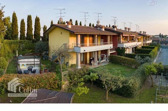 Appartamento trilocale con giardino privato a 5k da Sirmione, lago di Garda Pozzolengo