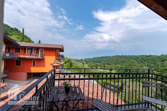 Two-rooms Apartment with pool, Bogliaco golf club Lake Garda Toscolano-Maderno