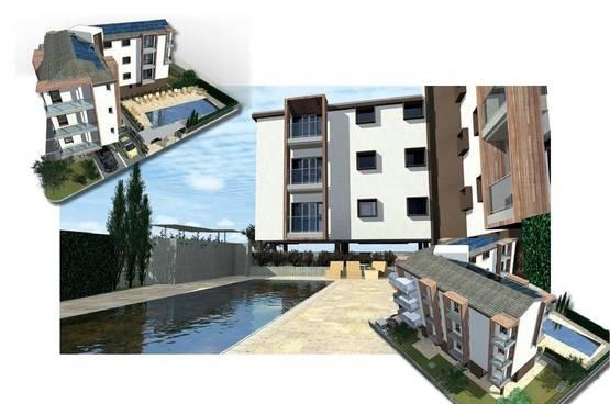 Appartamento bilocale  in residence con piscina, giardino e garage Peschiera del Garda