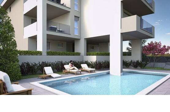 Appartamento trilocale Lazise MD0098