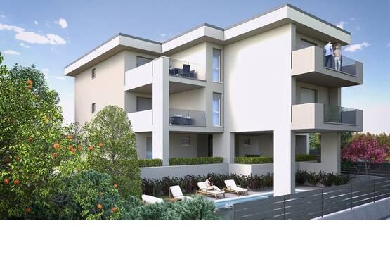 Appartamento trilocale Lazise MD0100
