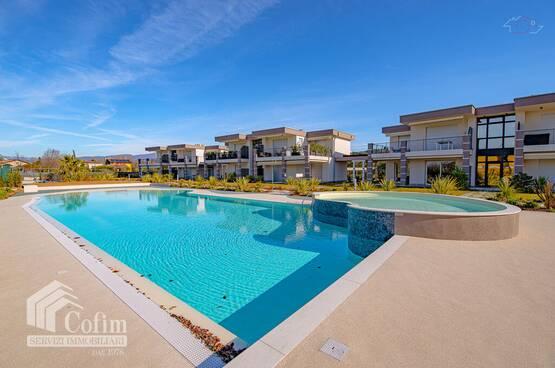 Villa con giardino privato e piscina Lazise